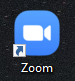 Image of Zoom logo
